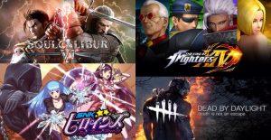 ソウルキャリバー6 & SNKゲーム対戦会 @ ShotBar LUCY | 千代田区 | 東京都 | 日本